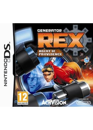 Generator Rex - Agent of Providence (Nintendo DS)