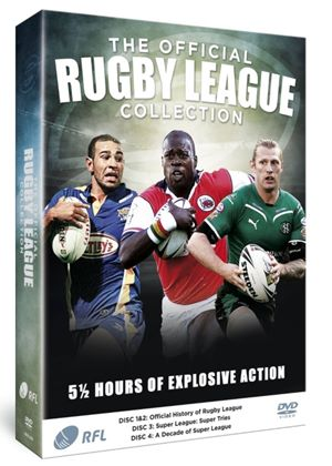 The Official Rugby League Collection