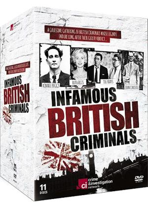 Infamous British Criminals