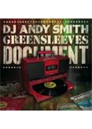 Various Artists - Greensleeves Document (Mixed By DJ Andy Smith) (Music CD)