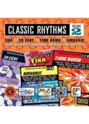 Various Artists - Classic Rhythms Vol.2 (Tixx/20 Cent/Time Bomb/Amharic) (Music CD)