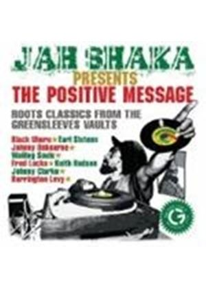 Various Artists - Jah Shaka Presents The Positive Message (Music CD)