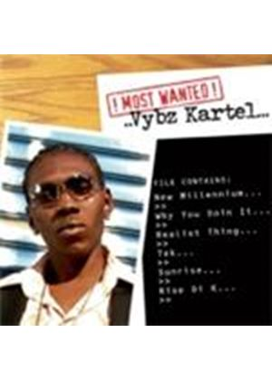 Vybz Kartel - Most Wanted (Music CD)