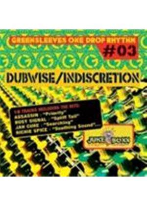 Various Artists - Greensleeves One Drop Rhythm Album Vol.3 (Dubwise/Indiscretion) (Music CD)