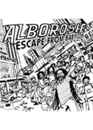 Alborosie - Escape From Babylon (Music CD)