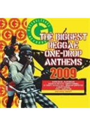 Various Artists - Biggest Reggae One-Drop Anthems 2009, The (Music CD)