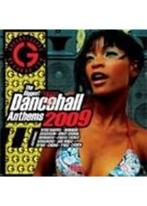 Various Artists - Ragga Dancehall Anthems 2009 (Music CD)