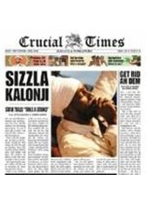 Sizzla - Crucial Times (Music CD)