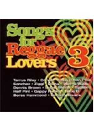 Various Artists - Songs For Reggae Lovers Vol.3 (Music CD)