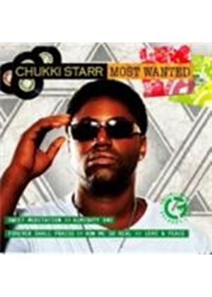 Chukki Starr - Most Wanted (Music CD)