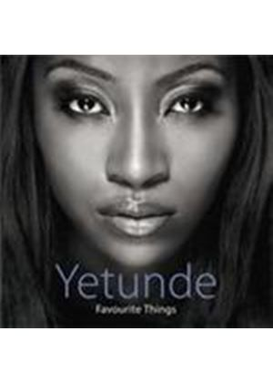 Yetunde Johnson - Favourite Things (Music CD)