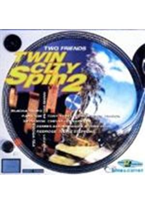 Various Artists - Twin City Spin 2 (Music CD)