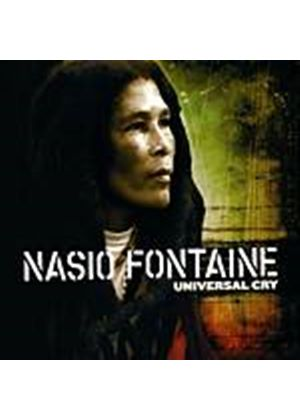 Nasio Fontaine - Universal Cry (Music CD)