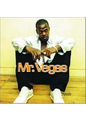 Mr. Vegas - Damn Right (Music CD)