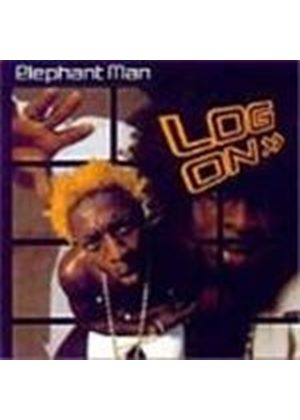 Elephant Man - Log On [PA]