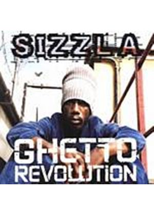 Sizzla - Ghetto Revolution (Music CD)