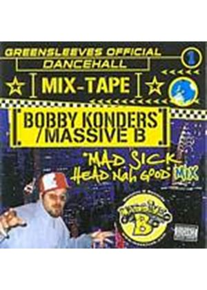 Various Artists - The Official Dancehall Mix Tape 1 - Bobby Konders/Massive B (Music CD)