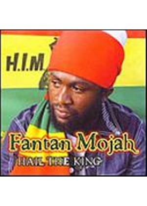 Fantan Mojah - Hail The King (Music CD)