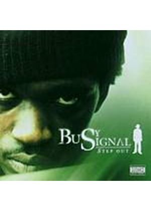 Busy Signal - Step Out (Music CD)