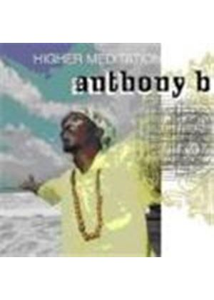 Anthony B - Higher Meditation (Music CD)