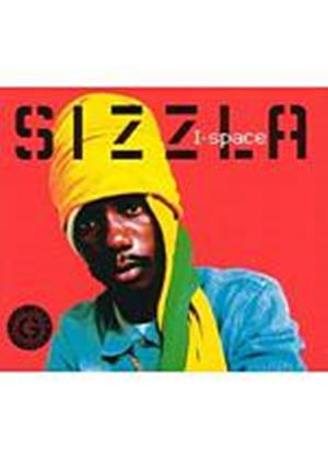 Sizzla - I Space (Music CD)