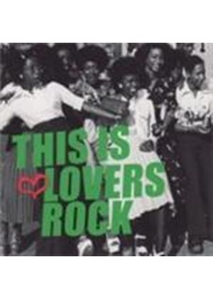 Various Artists - This Is Lovers Rock