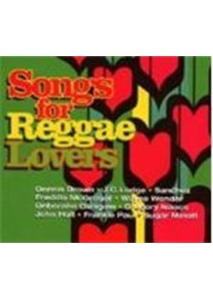 Various Artists - Songs For Reggae Lovers (2CD)