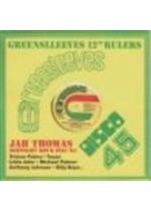 JAH THOMAS - Greensleeves 12 Rulers