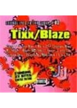 Various Artists - Greensleeves Rhythm Album Vol.10 (Tixx Blaze)