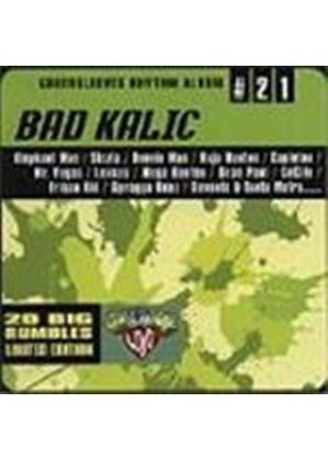 Various Artists - Greensleeves Rhythm Album Vol.21 (Bad Kalic)