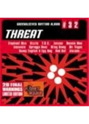 Various Artists - Greensleeves Rhythm Album Vol.32 (Threat)