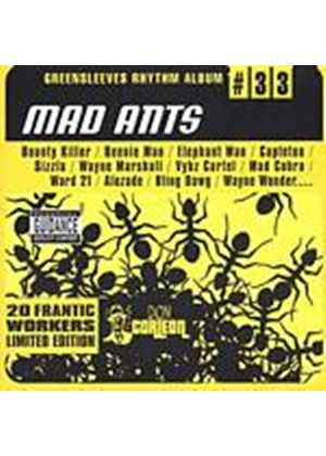 Various Artists - Mad Ants (Music CD)