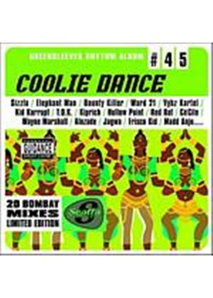 Various Artists - Coolie Dance - Greensleeves Rhythm Album 45 (Music CD)