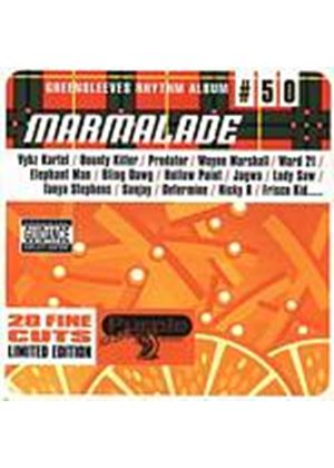 Various Artists - Marmalade - Greensleeves Rhythm Album 50 (Music CD)