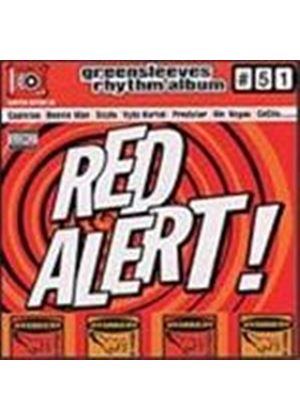 Various Artists - Red Alert - Greensleeves Rhythm Album 51 (Music CD)