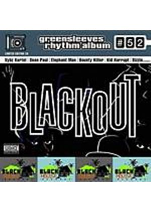 Various Artists - Black Out - Greensleeves Rhythm Album 52 (Music CD)