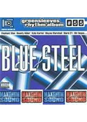 Various Artists - Blue Steel - Greensleeves Rhythm Album 55 (Music CD)