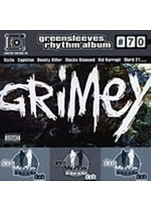 Various Artists - Grimey Rhythm 70 (Music CD)