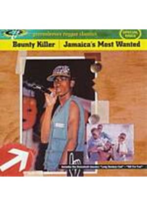 Bounty Killer - Jamaicas Most Wanted (Music CD)