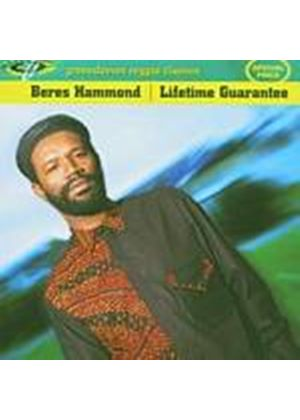 Beres Hammond - Lifetime Guarantee (Music CD)