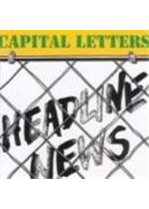 Capital Letters - Headline News (Music CD)