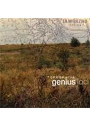 Topografia - Genius Loci [Digipak] (Music CD)