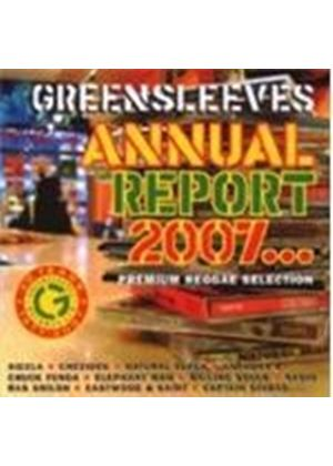 Various Artists - Greensleeves Annual Report 2007 (Music CD)