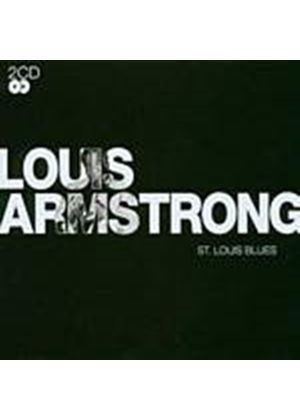 Louis Armstrong - St. Louis Blues (Music CD)