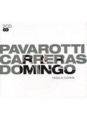 Pavarotti/Carreras/Domingo - Nessun Dorma (Music CD)