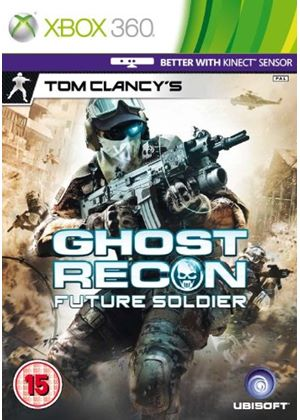 Tom Clancy's Ghost Recon: Future Soldier (Kinect Compatible) (XBox 360)