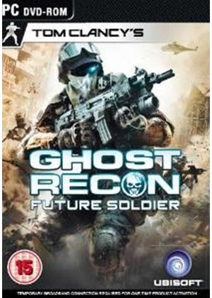 Tom Clancy's Ghost Recon : Future Soldier (PC)