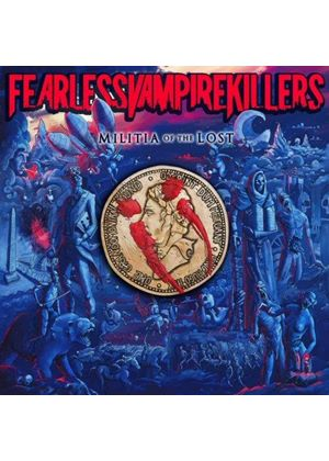 Fearless Vampire Killers - Militia of the Lost (Music CD)