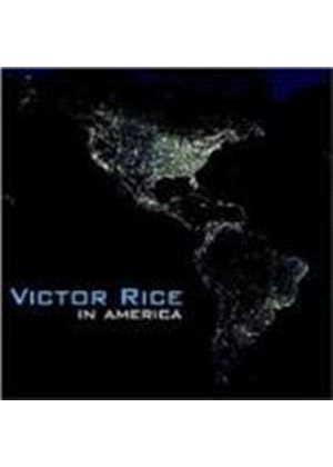 Victor Rice - In America (Music Cd)