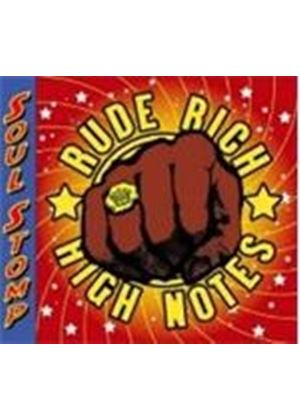 Rich Rude And The High Notes - Soul Stomp (Music Cd)